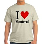 ilovemontreal.png Light T-Shirt