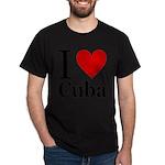ilovecuba.png Dark T-Shirt