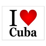 ilovecuba.png Small Poster