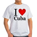 ilovecuba.png Light T-Shirt
