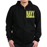 Cool Recruit's Zip Hoodie