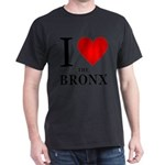 ilovethebronx.png Dark T-Shirt