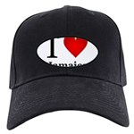 I Love Jamaica Black Cap