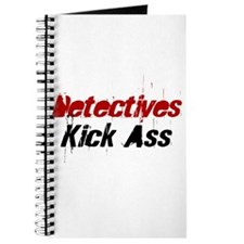 Detectives Kick Ass Journal