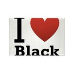 i-love-black-darkkkk-tee.png Rectangle Magnet (10