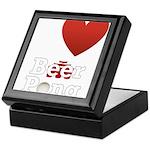 i-love-beer-pong-3-dark.png Keepsake Box