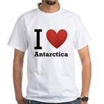 i-love-antartica-light-tee.png White T-Shirt