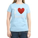 I-love-Austin.png Women's Light T-Shirt