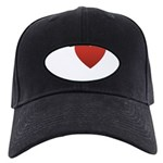 I-love-Austin.png Black Cap