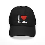 I-love-Austin.png Black Cap