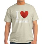 I-love-Austin.png Light T-Shirt