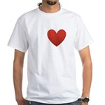 i-love-my-band.png White T-Shirt