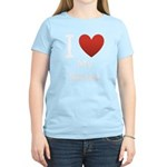 i-love-my-sister.png Women's Light T-Shirt