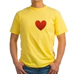 i-love-my-sister.png Yellow T-Shirt
