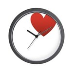 i-love-my-sister.png Wall Clock