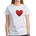 i-love-chocolate.png Women's T-Shirt