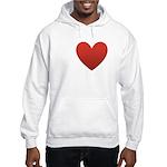 i-love-chocolate.png Hooded Sweatshirt