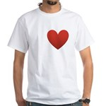 i-love-chocolate.png White T-Shirt