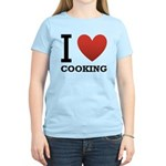 i-love-cooking.png Women's Light T-Shirt