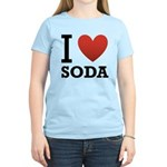 i-love-soda.png Women's Light T-Shirt