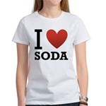 i-love-soda.png Women's T-Shirt