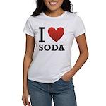i-love-soda.png Women's T-Shirt