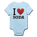 i-love-soda.png Infant Bodysuit