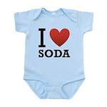 i-love-soda.png Infant Bodysuit
