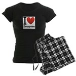 ihearteveryone.png Women's Dark Pajamas