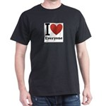 ihearteveryone.png Dark T-Shirt