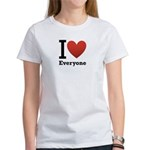 ihearteveryone.png Women's T-Shirt
