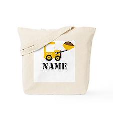 Personalized Digger Tote Bag