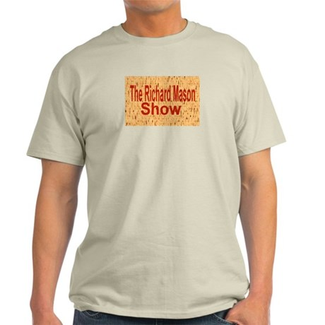 Richard Mason Show Logo Light T-Shirt