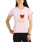 I love South Jersey Performance Dry T-Shirt