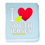 I love South Jersey baby blanket