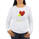 I love South Jersey Women's Long Sleeve T-Shirt