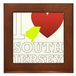 I love South Jersey Framed Tile