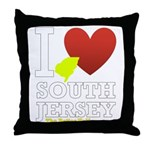 I love South Jersey Throw Pillow