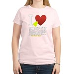 I love South Jersey Women's Light T-Shirt