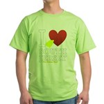 I love South Jersey Green T-Shirt