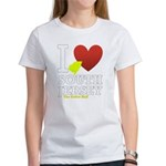 I love South Jersey Women's T-Shirt
