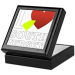 I love South Jersey Keepsake Box