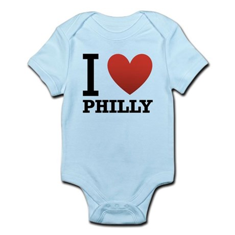 i-love-philly.png Infant Bodysuit