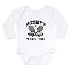 Mommy's Future Tennis Buddy Onesie Romper Suit