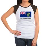 The Pitcairn Islands Flag Stuff Tee