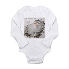 Cincinnati WEBN 1976 Long Sleeve Infant Bodysuit