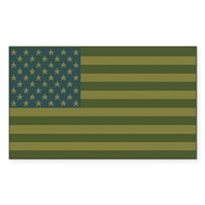 U.S. Flag (ACU Subdued) Decal