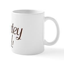 Chocolatey Mood Mug