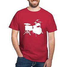 Cool Drum Kit T-Shirt