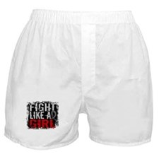 Fight Like a Girl 31.8 J Diabetes Boxer Shorts